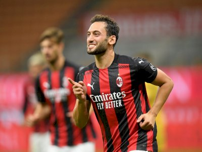 FOTO: Liga Europa: AC Milan Menang 3-2 atas Bodo/Glimt