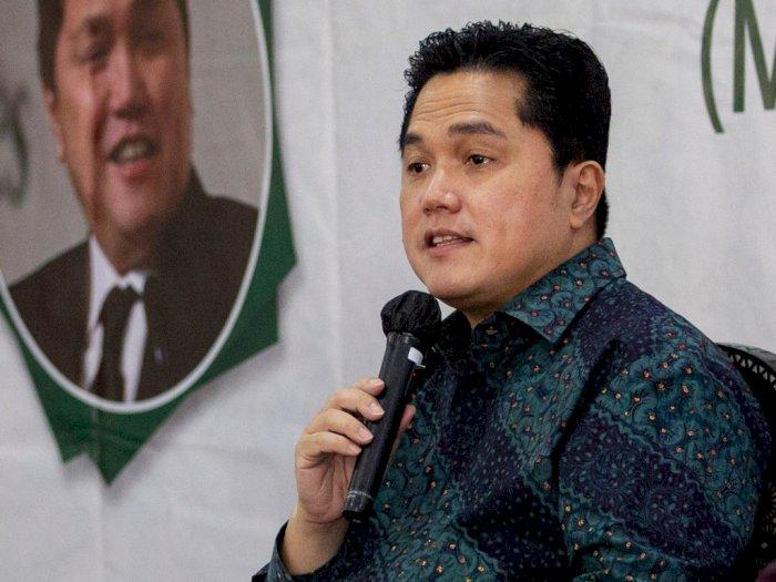 Erick Thohir Sebut Bantuan Kuota Internet Jaga Kualitas SDM