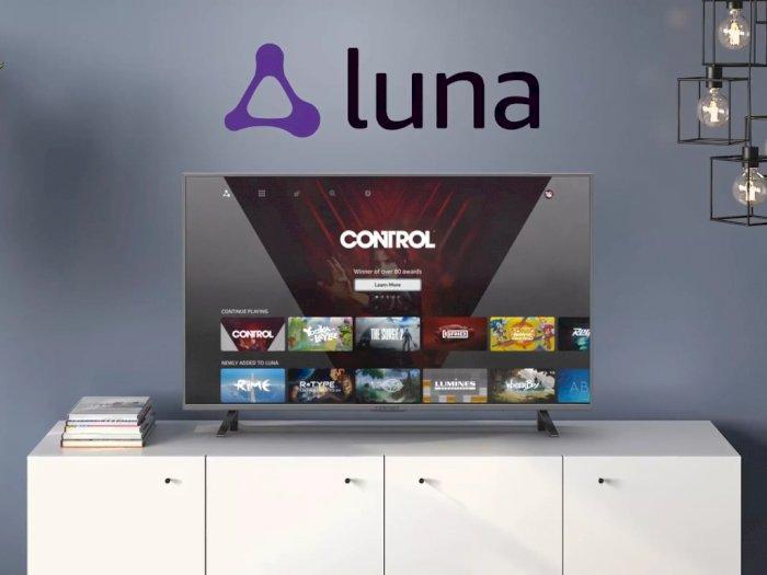 Amazon Umumkan Layanan Cloud Gaming Miliknya yang Bernama Luna!