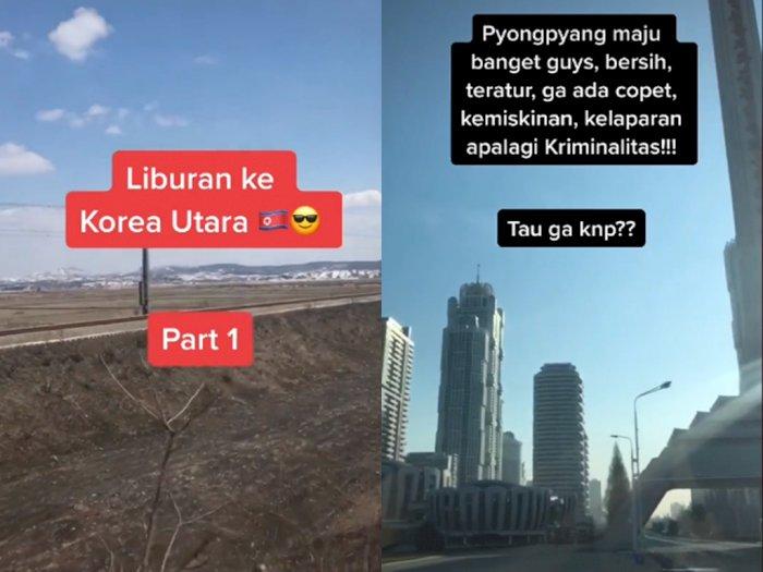 Anti Mainstream! Ceritakan Pengalaman Liburan ke Korea Utara, Netizen Malah Deg-degan