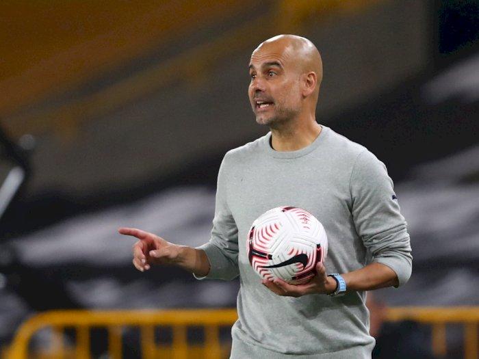 Kekurangan Pemain Fit, Guardiola Siap Pakai Pemuda Akademi City