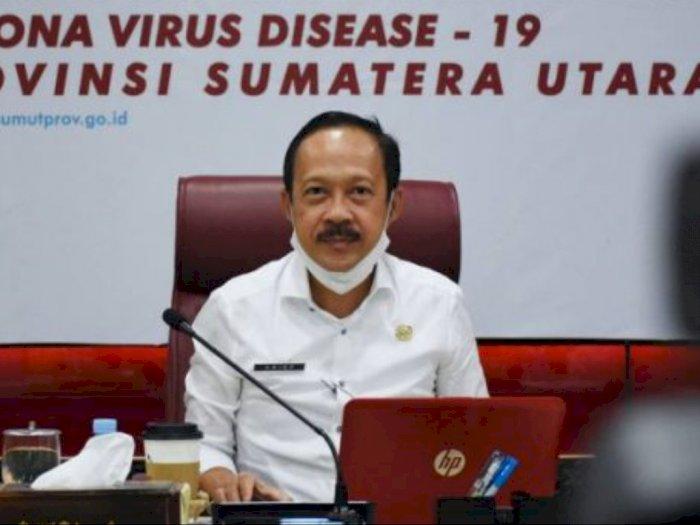 Arief Sudarto Trinugroho Resmi Jadi Pjs Wali Kota Medan, Baru Saja Dikukuhkan Gubernur Edy