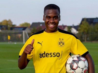 Wonderkid City, Jamie Bynoe Gittens Susul Sancho ke Dortmund