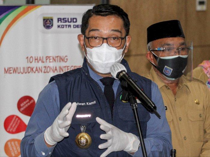 Terkait Peringatan Gempa dan Tsunami 20 Meter, Ridwan Kamil Tingkatkan Kewaspadaan
