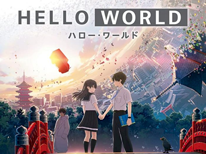 "Sinopsis ""Hello World (2019)"" -  Perjalanan Waktu Demi Memperbaiki Masa Lalu"
