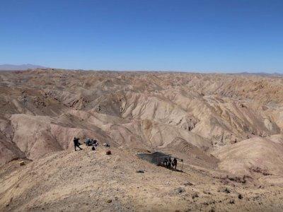 Sisa-Sisa Predator Laut Jurassic Ditemukan di Gurun Terkering Chili