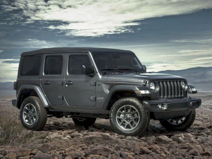 Jeep Gratiskan Maintenance Selama 3 Tahun untuk Pembelian Mobil Jeep 2021