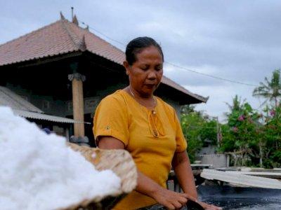 Program Daerah, Pertamina Jadikan Garam Tradisional Kusamba Sebagai Wisata Alternatif