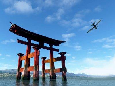 Major Update Microsoft Flight Simulator Bakal Fokuskan Wilayah di Jepang