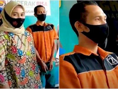 Duda Muda Begal Payudara 3 Wanita, Ngaku Dapat Bisikan Gaib, Beraksi Selepas Subuh