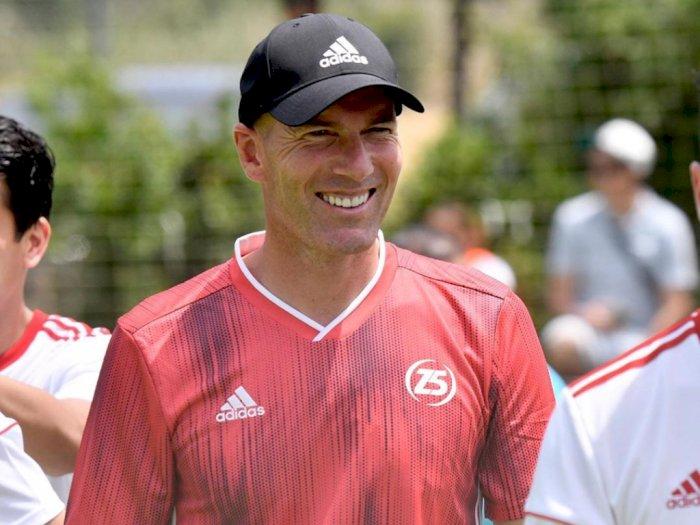 Paham akan Kesulitan Rival, Zidane: Barcelona Pasti akan Berjuang untuk Segalanya!