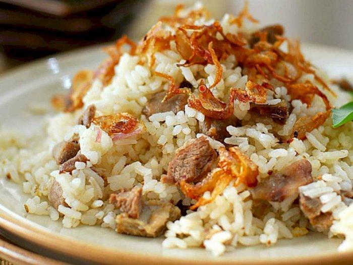 Cocok untuk Menu Makan Malam, Resep Nasi Kebuli Sederhana