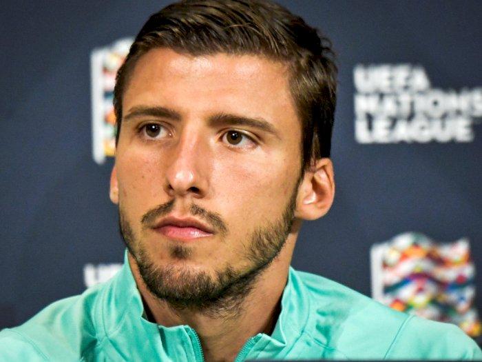 Man City Negosiasikan Transfer Ruben Dias Milik Benfica