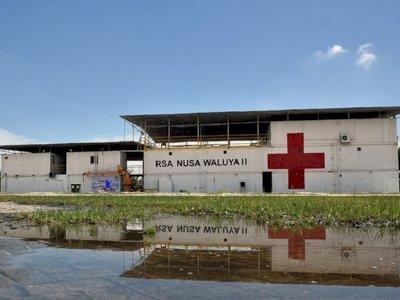 Pemkot Pekanbaru Dukung Operasi Rumah Sakit Apung, Sediakan Layanan Kesehatan Gratis