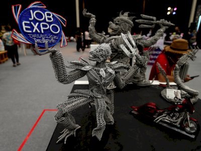 FOTO: Job Expo Thailand 2020
