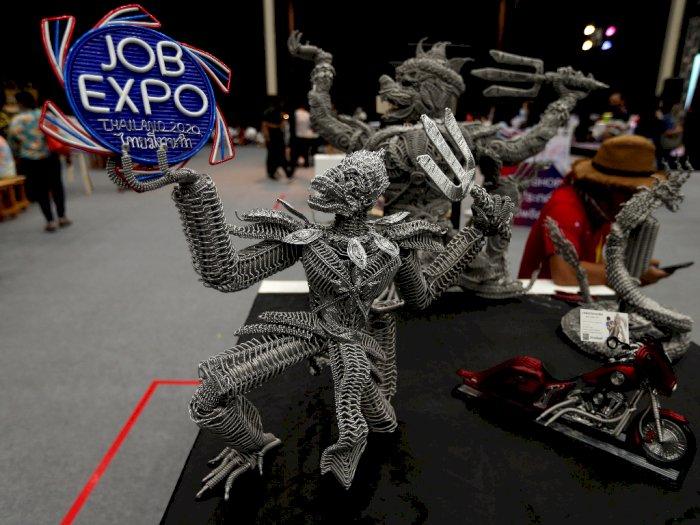 FOTO: Job Expo Thailand 2020