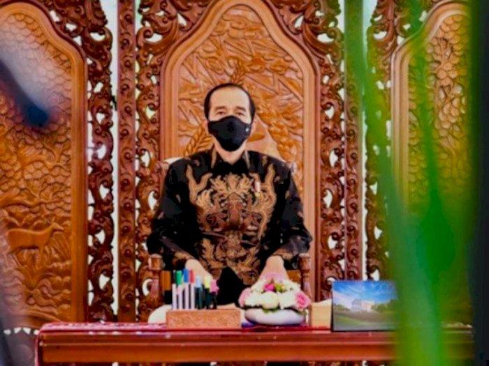 Presiden Jokowi: Realisasi Program Perlindungan Sosial Dukung Masyarakat Saat Pandemi