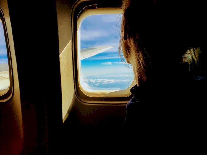 Tips Atasi Rasa Takut Naik Pesawat Menurut Ahli, Yuk Simak!