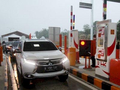 FOTO: Tol Dumai-Pekanbaru Resmi Dioperasikan