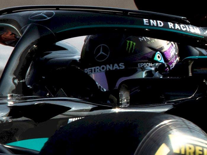 FOTO: Marcedes Mendominasi Pada Sesi Latihan Grand Prix Rusia 2020 F1
