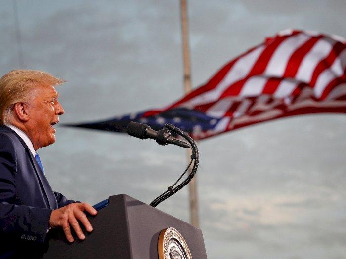 Terkait Penipuan Warisan, Keponakan Gugat Presiden Trump Sekeluarga