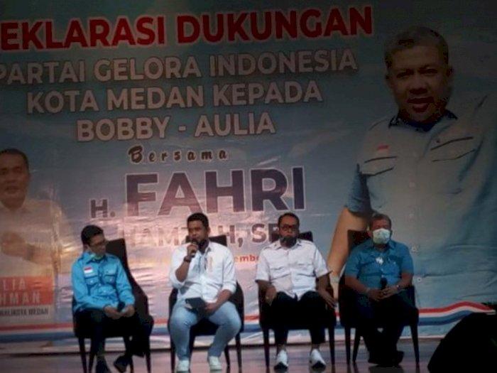 Dukung Bobby-Aulia, Fahri Hamzah: Mari Kita Bersatu