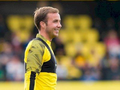Hertha Berlin Konfirmasi Ketertarikan pada Mario Gotze