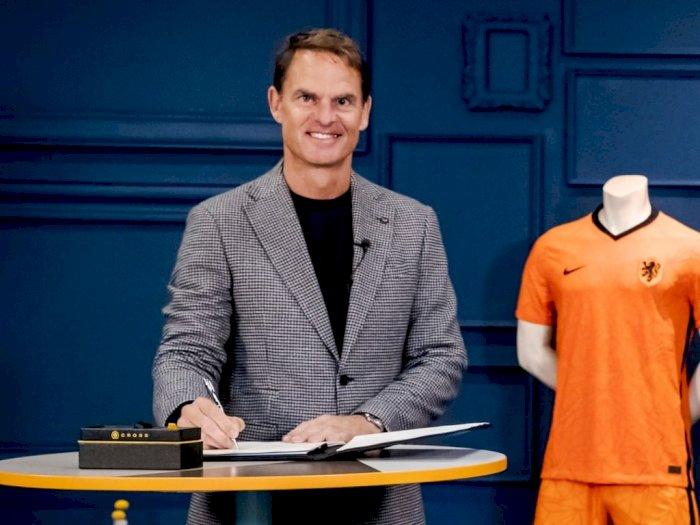 De Boer Klaim Skuad Belanda Kali Ini Lebih Baik dari Piala Dunia 2010