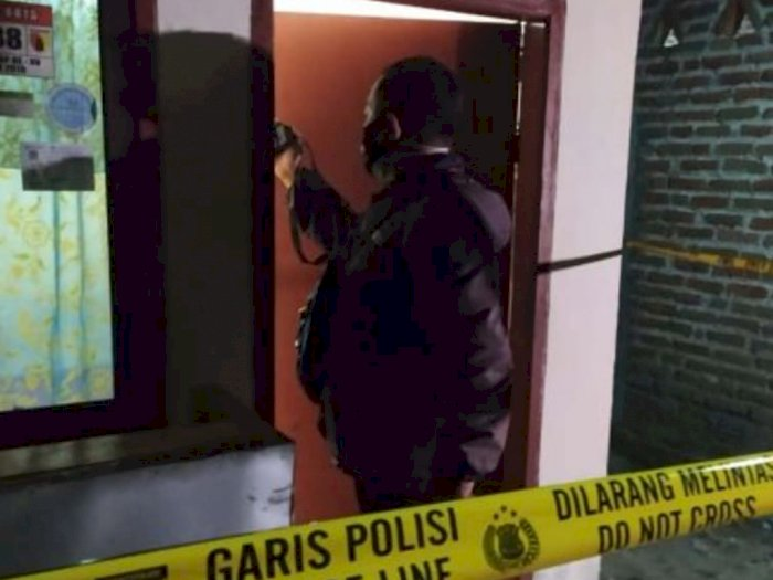 Detik-detik Pemuda Penjual Bubur Tega Gorok Leher Ayah dan Ibu Kandungnya di Mojokerto