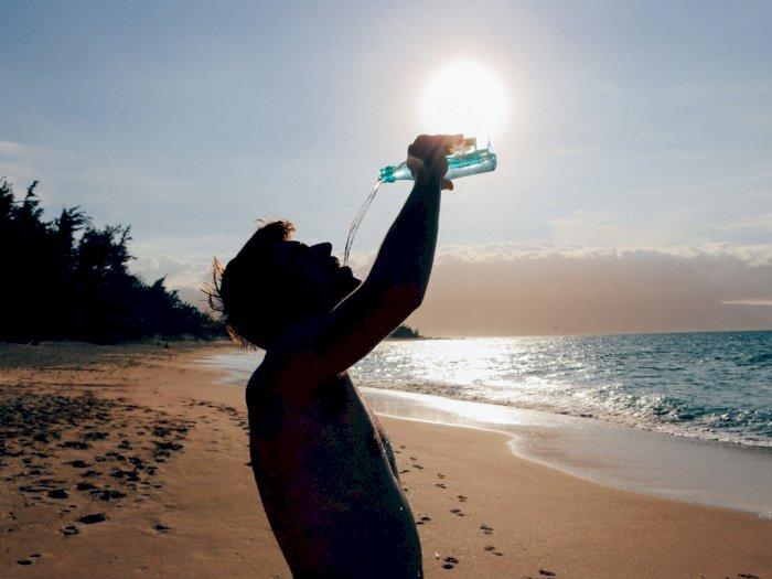 Jangan Anggap Sepele, Ini Waktu Terbaik Minum Air Putih Menurut Dokter