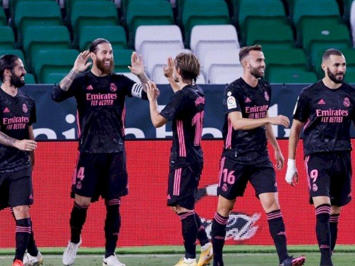 Klasemen Liga Spanyol: Real Madrid Merangsek ke Lima Besar Usai Raih Kemenangan Perdana