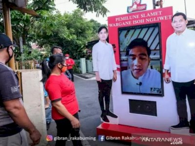 Anak Presiden Jokowi Mulai Kampanye, Pilih Blusukan Secara Online, Ini Alasan Gibran
