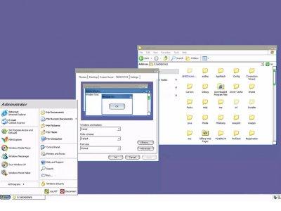 Microsoft Ternyata Pernah Buat Tema Windows XP yang Mirip Seperti Mac!