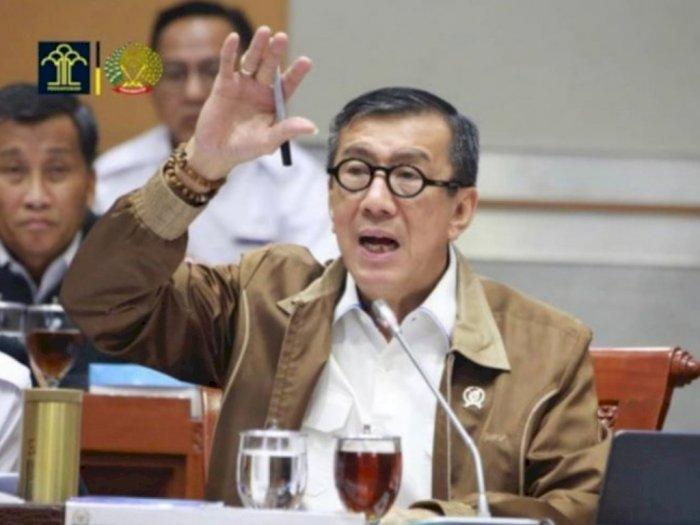 Menteri Yasonna Digugat Tommy Soeharto Soal Partai Berkarya Dipimpin Muchdi
