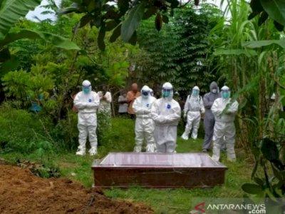 Bertambah Lima, Total Warga Aceh yang Meninggal Akibat COVID-19 Capai 155 Orang