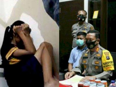 Tragis! Ayah Bejat Cabuli Anak Kandung, Tewas Dikeroyok Sesama Tahanan di Kantor Polisi