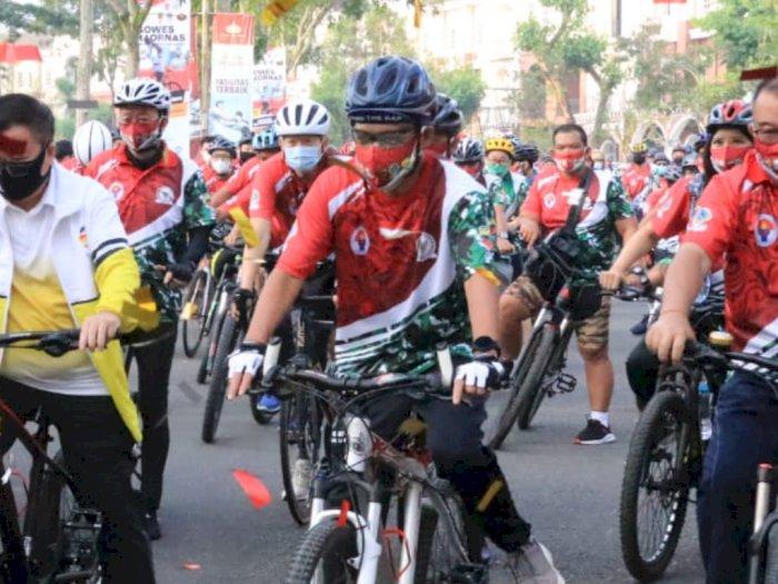 Hindari Covid-19, Pjs Walikota Medan Ajak Masyarakat Menjaga Daya Tahan Tubuh