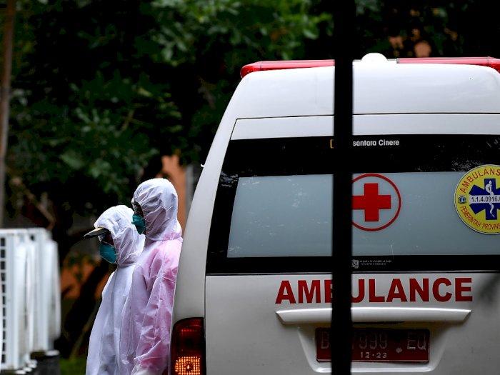 Update Corona Jakarta 27 September: Tambah 1.217 Kasus Baru