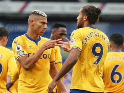 Klasemen Liga Inggris: Everton Kembali Duduki Puncak Usai Menang dari Crystal Palace