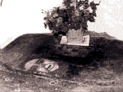 Munculnya Wajah-wajah Misterius di Lantai Rumah, Penemuan Spiritual Abad ke-20