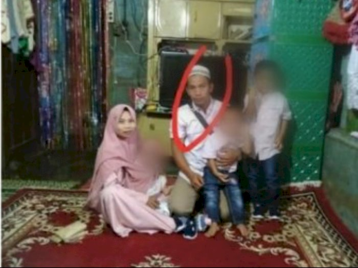 Tiga Bocah di Tapsel Ini Rindu pada Sang Ayah Petugas Sensus yang Hilang Tanpa Kabar