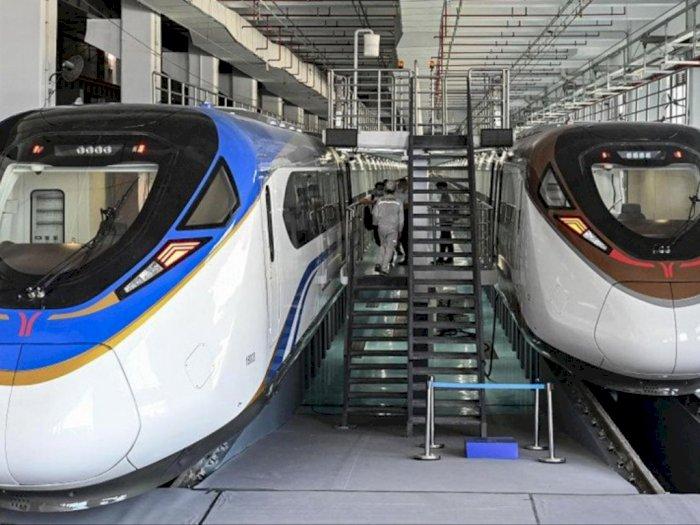 Tiongkok Punya MRT Tercepat, Mampu Melaju Hingga 160 km/jam