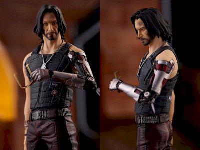 Good Smile Rilis Figur Johnny Silverhand dari Game Cyberpunk 2077