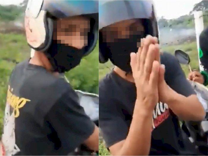 Pria Ini Dituding 'Begal' Paha Wanita, Diajak Korban ke Rumahnya: Lo ke Rumah Gua Sekarang