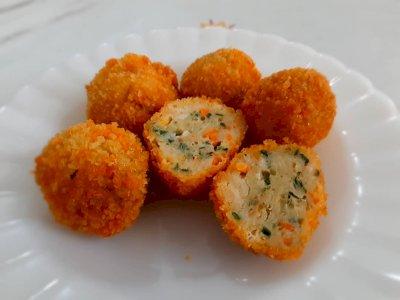 Resep Bola-bola Ayam Sayuran, Hidangan Favorit Keluarga