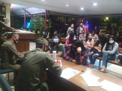 Buka saat Pandemi, Tempat Hiburan Malam di Jakarta Barat Dirazia