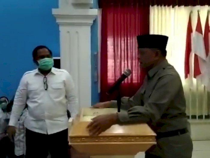 Acara KAMI di Surabaya yang Dihadiri Gatot Nurmantyo Dibubarkan Polisi