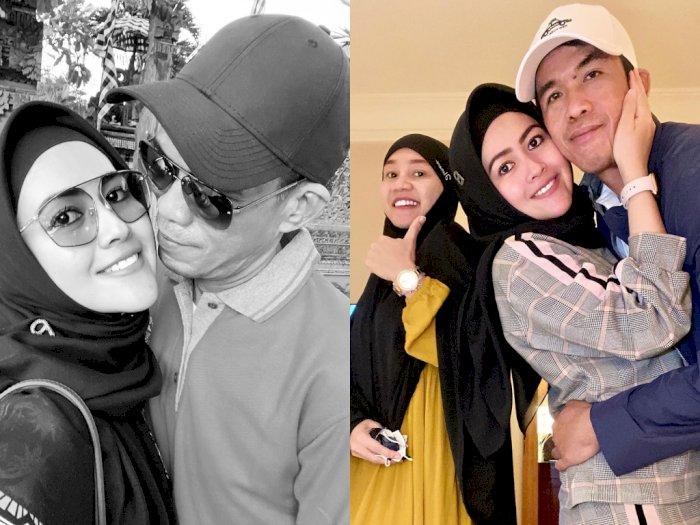 Usai Buat Netizen Penasaran, Meggy Wulandari Akhirnya Pamer Wajah Suami