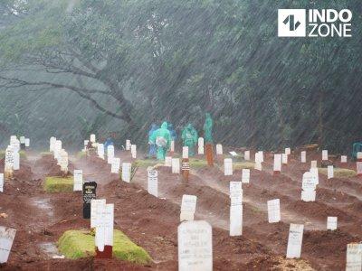 Pemprov DKI Siapkan TPU Rorotan Jadi Pemakaman Khusus Covid-19