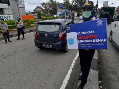 14 Hari Operasi Yustisi di Indonesia, 1.866.458 Pelanggar Ditindak
